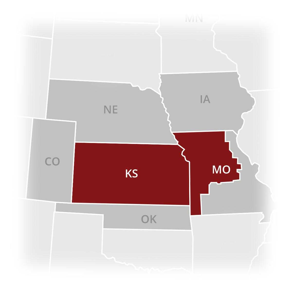Where we work Territory Map